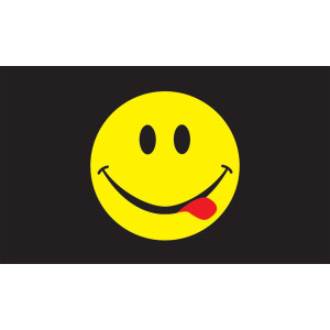 Acid Smiley flag